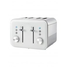 Breville High Gloss 4-Slice Toaster White