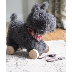 Scottie Dog Pull Along