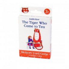 The Tiger Who Came To Tea Card Game