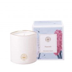 Kew Aromatics Hyacinth Ceramic Candle 180g