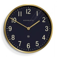 Mr Edwards Radial Brass Clock