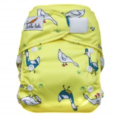 Tickle Tots Hybrid Nappy Dizzy Ducks