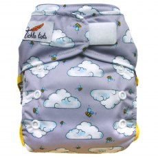 Tickle Tots AIO Nappy Busy Bees