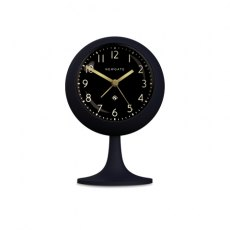 The Dome Petrol Blue Alarm Clock