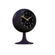 Newgate The Dome Petrol Blue Alarm Clock