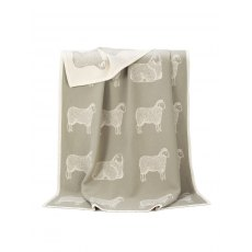 Sheep Cotton Blanket