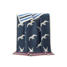 Seagull Cotton Blanket