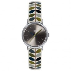Orla Kiely Patricia Watch Multicoloured Strap