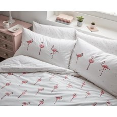 Sophie Allport Flamingo Single Duvet Set