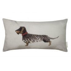 Sophie Allport Woof Feather Filled Cushion 30x60cm
