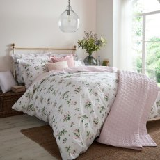 Cabbages & Roses Clementine Pink Bedset
