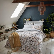 Fat Face Harvest Floral Bedset (Reversible)