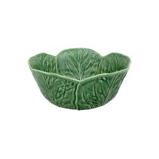 Bordallo Pinheiro Cabbage 29.5cm Salad Bowl Natural