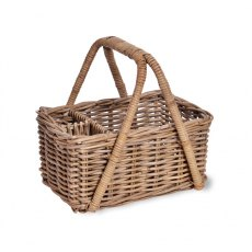 Bembridge Rattan Picnic Basket