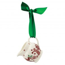 Emma Bridgewater Joy Trumpets Tiny Jug Decoration Boxed