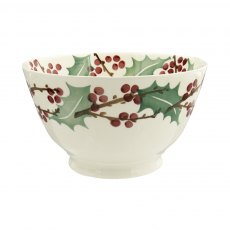 Emma Bridwater Winterberry Medium Old Bowl