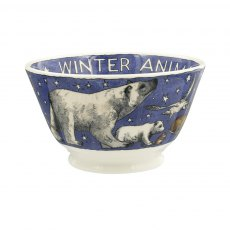 Emma Bridgewater Winter Animals Small Old Bowl