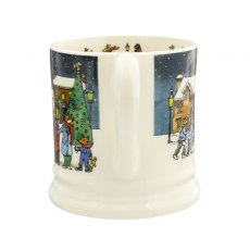 Emma Bridgewater Winter Scene 1/2 Pint Mug