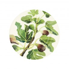 "Emma Bridgewater Vegetable Garden Figs 8 1/2"" Plate"