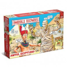 Horrible Histories Awful Eygptians 250 piece Puzzle