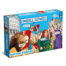 Horrible Histories Rotten Romans 250 pieces Puzzle