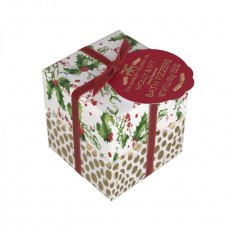The Somerset Toiletry Holly & Ivy Bath Fizzers