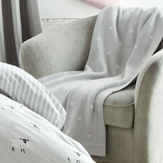 Sophie Allport Heart Throw