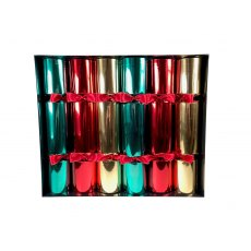 Festive Party Crackers 6pc