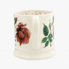 Emma Bridgewater Red Rose 1/2 Pint Mug