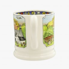 Emma Bridgewater Fishermans Cottage 0.5pt Mug