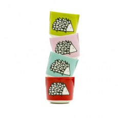 Spike Egg Cups S/4