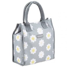 Retro Flower Tote Bag 4L