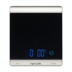 Taylor Pro High Capacity Digital Kitchen Scale 15kg