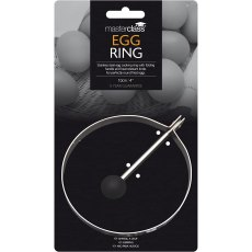 MasterClass Stainless Steel Egg Ring