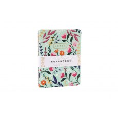 Lost In Eden S/2 Sweet Pea Notebooks