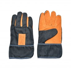 Denim Garden Gloves