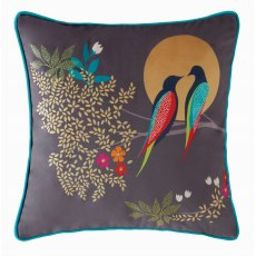 Sara Miller Birds At Dusk Cushion 30x30cm
