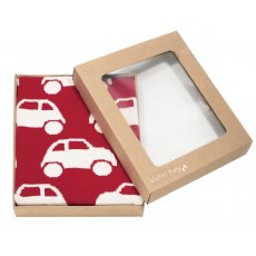 Walton & Co Cars Baby Blanket 80x100cm
