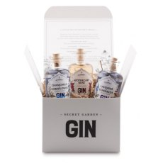 The Old Curiosity Distillery Miniature Gift Set