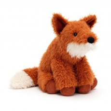 Jellycat Curvie Fox