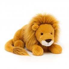 Jellycat Louie Lion Little