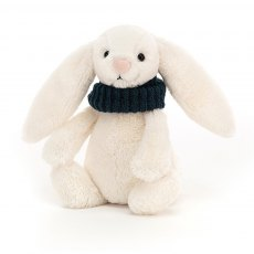 Jellycat Bashful Snug Bunny Teal
