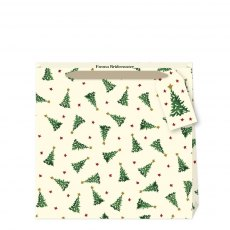 Emma Bridgewater Christmas Joy Trees Medium Bag