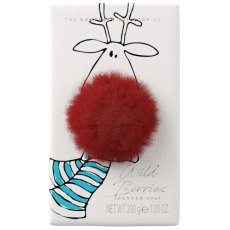 Christmas Sophisticated Novelty Soap Wild Berries