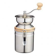 LeXpress S/S Traditional Coffee Grinder