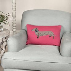 Sophie Allport Fetch Knitted Statement Cushion