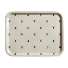 Bees Large Printed Tray