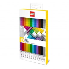 Lego Gel Pens Set Of 12