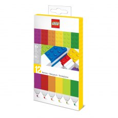 Lego Markers Set Of 12