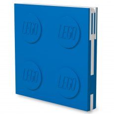 Lego 2.0 Locking Notebook With Gel Pen - Yellow